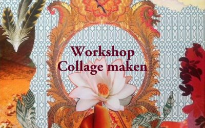 geannuleerd Workshop collage maken 18 febr. 2021